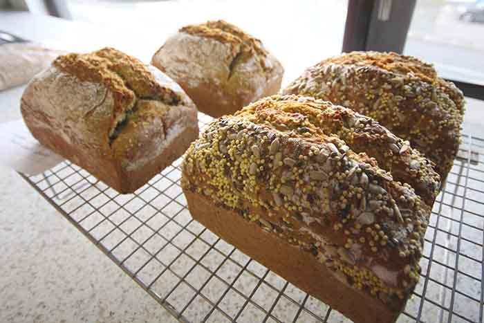Test Bakery - Milling Ireland